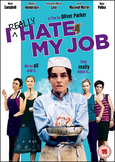 I REALLY HATE MY JOB DVD