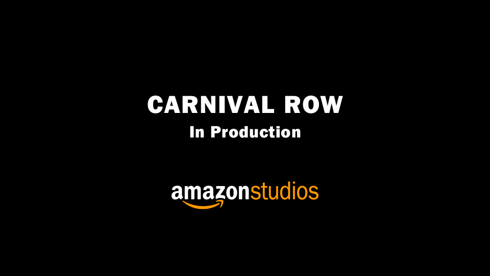 Carnival Row In Production